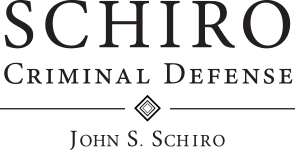Schiro Criminal Defense